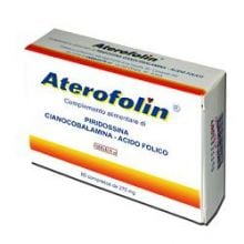 ATEROFOLIN 60 COMPRESSE Integratori per gravidanza e allattamento