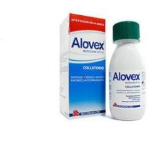 Alovex Protezione Attiva Collutorio 120 ml Colluttori, spray e gel gengivali