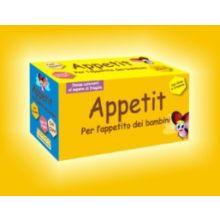 Appetit 10 Flaconcini 10 ML Multivitaminici