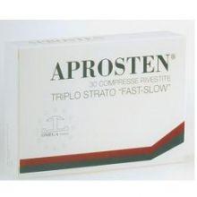 Aprosten 30 Compresse Prostata e Riproduzione Maschile