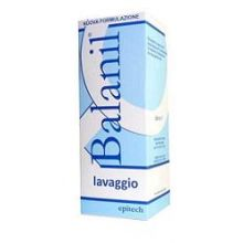 BALANIL LAVAGGIO 100ML Igiene intima maschile