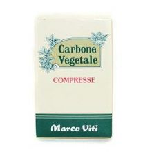 Carbone Vegetale 120 Compresse Digestione e Depurazione