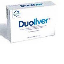 DUOLIVER 24 COMPRESSE DA 1,2G Digestione e Depurazione