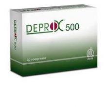 Deprox 500 30 Compresse Prostata e Riproduzione Maschile