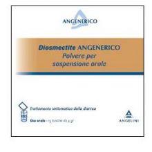 Diosmectite Angenerico 15 Bustine Regolarità intestinale e problemi di stomaco