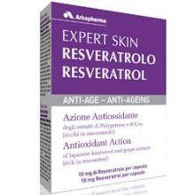 EXPERT SKIN RESVERATROLO ARKOFARMA 30 CAPSULE Anti age