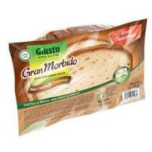 GIUSTO SENZA GLUTINE PANE CASERECCIO GRAN MORBIDO 63G Pizza senza glutine
