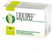 LIQUIPEF 60 COMPRESSE Cellulite