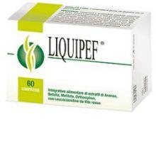 Liquipef 60 Compresse Cellulite
