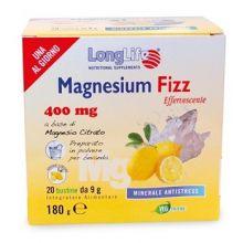Longlife Magnesium Fizz 20 Bustine  Vitamine