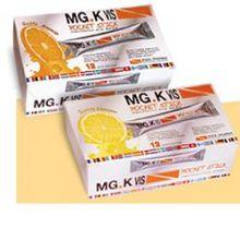 Mgk Vis Pocket Stick Arancia 12 Bustine  Integratori Sali Minerali
