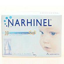 NARHINEL 10RIC SOFT Aspiratori nasali e ricambi