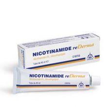 NICOTINAMIDE REDERMA CR 40ML Pelle sensibile