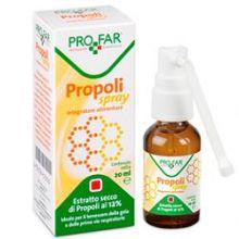 PROFAR PROPOLI SPRAY 20ML Prodotti per gola, bocca e labbra