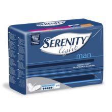 Pannolini Uomo Serenity Light Man Extra Comfort 15 Pezzi Pannoloni per anziani