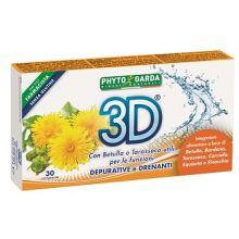 3D Drena Depura 30 Compresse Drenanti forti