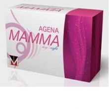 AGENA MAMMA DAY&NIGHT 30 CAPSULE DAY + 30 PERLE NIGHT Integratori per gravidanza e allattamento