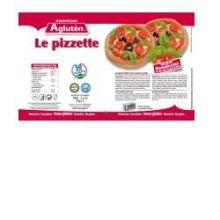 AGLUTEN LE PIZZETTE 100G Pizza senza glutine