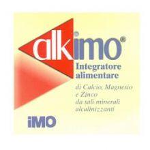 ALKIMO CALCIO/MAGNESIO/ZINCO 150G Integratori Sali Minerali
