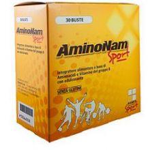 AMINONAM SPORT 30 BUSTE Proteine e aminoacidi