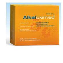 Alkaloximed 20 Bustine Integratori Sali Minerali