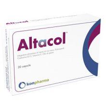 Altacol 20 capsule Colesterolo e circolazione