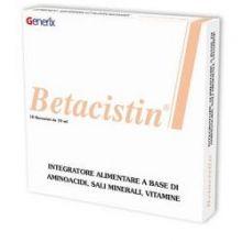 BETACISTIN 10 FLACONCINI 10ML Integratori per la Pelle