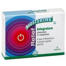 BIOSTERINE RELIEF 24CPR Ossa e articolazioni