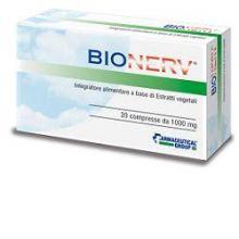 Bionerv 20 Compresse Polivalenti e altri