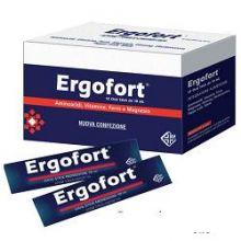 ERGOFORT 12 BUSTINE STICK PACK DA 10ML Integratori Per Gli Sportivi