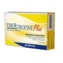 Emortrofine Plus 40 Compresse  Polivalenti e altri