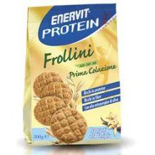 Enervit Protein Frollini Gusto Vaniglia 200g  Controllo del peso