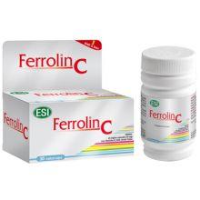 FERROLIN C 30CPS Integratore Ferro