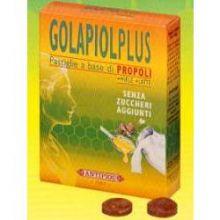 GOLAPIOL PLUS 24 PASTIGLIE Prodotti per gola, bocca e labbra