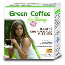 Green Coffee For Slimming 14 Bustine Da 10g Controllo del peso