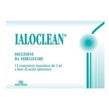 Ialoclean Soluzione Da Nebulizzare Con Acido Ialuronico 15 Flaconcini Soluzioni per aerosol