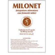 MILONET 12CPS Fermenti lattici e digestione