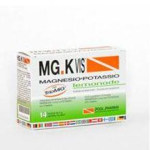 Mgk Vis Lemonade 14 Bustine Integratori Sali Minerali