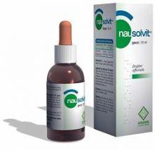 NAUSOLVIT GOCCE 50ML Integratori per gravidanza e allattamento