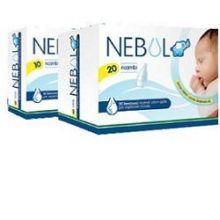 NEBUL RIC ASPIRATORE NAS 10PZ Aspiratori nasali e ricambi