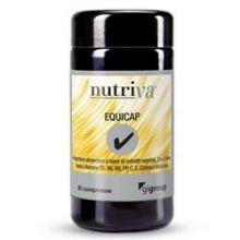 NUTRIVA EQUICAP 30CPR Integratori per capelli e unghie