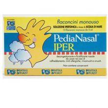 PEDIANASAL IPER SOL 15FL 5ML Flaconcini, gocce, pomate e spray per il nasino