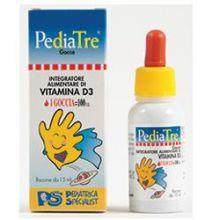 PEDIATRE VITAMINA D 15ML Vitamina D
