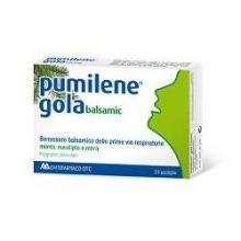 PUMILENE GOLA BALSAMICO 24 PASTIGLIE Prodotti per gola, bocca e labbra