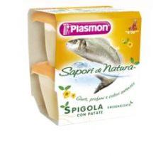 SAPORI DI NAT OMOG SPIGO80GX2P Omogeneizzati di pesce