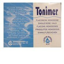 TONIMER LAB FLUIDO MONOD 30X5M Flaconcini, gocce, pomate e spray per il nasino