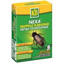 TRAPPOLA SCARAFAGGI 5PZX1 Deodoranti per ambienti, disinfettanti e detergenti