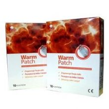 WARM PATCH CEROTTO 10PZ Cerotti Omeopatici