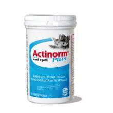 ACTINORM PLUS CANI/GATTI 90 COMPRESSE Integratori per gatti