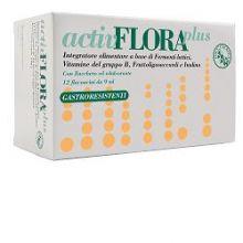 ACTIVFLORA PLUS 9ML Digestivi e Depurativi